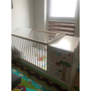 Kids Bed (0-5) extendable up to 12 years