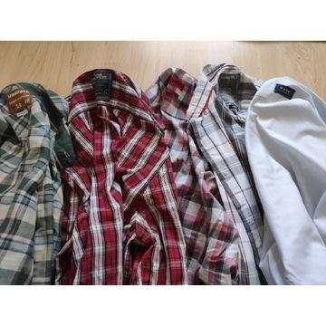 Zestaw firmowych koszul