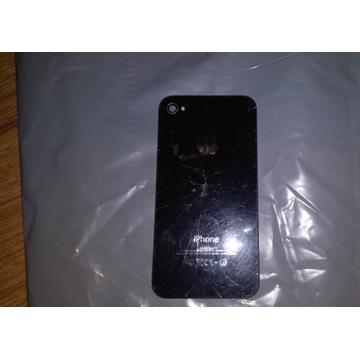 Tylna klapka szkło obudowa do iPhone 4 (A1332)