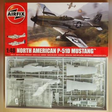 P-51D MUSTANG (1/48 AIRFIX)