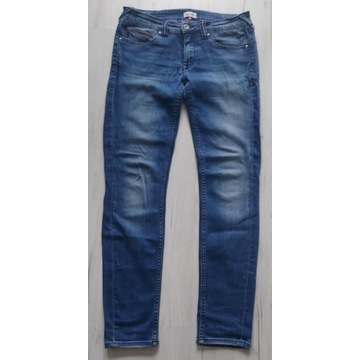 Damskie spodnie jeans Tommy Hilfiger rozm 29/30 M