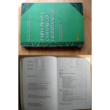 Zarys prawa cywilnego i rodzinnego 1998
