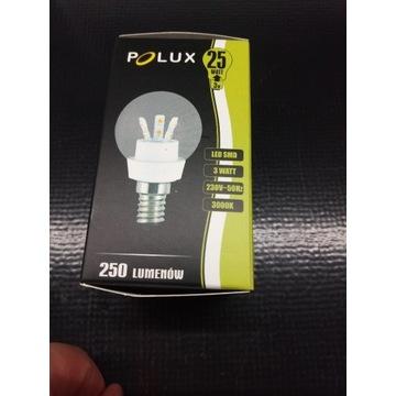 250 lumenów żarówka Led 3 Watt