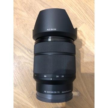 Obiektyw Sony FE 28-70mm 3,5-5,6 OSS oem ZOOM nowy