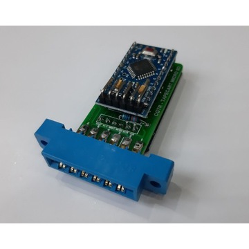 Magnetofon na kartę SD do Commodore C64 128
