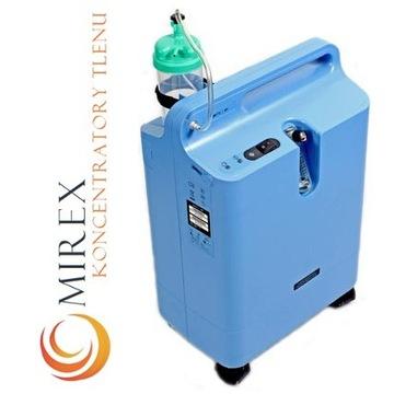 Serwis/przegląd koncentratora tlenu