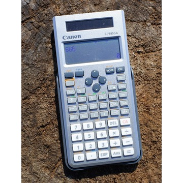 Kalkulator naukowy Canon F-789SGA