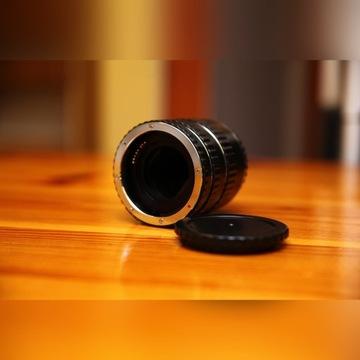 Pierścienie pośrednie z AF do Canon
