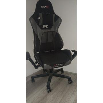 Fotel gamingowy używany