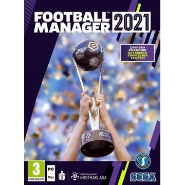 Football Manager 2021 FA