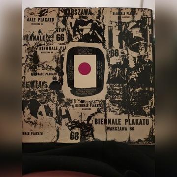 Biennale plakatu 1966, UNIKAT !