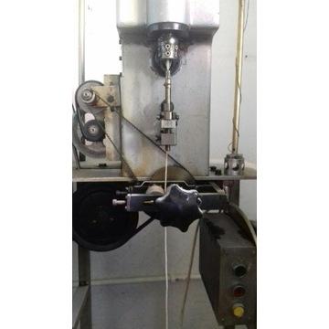 Maszyna do produkcji gumy okrągłej i sznurka