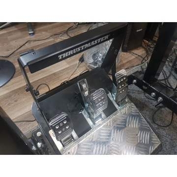 Thrustmaster T3PA Pro + LoadCell Mod
