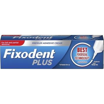 FIXODENT PLUS BEST FOODSEAL TECHNOLOGY 40G X 2 SZT