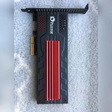 Dysk Plextor SSD M6e Black Edition 256GB