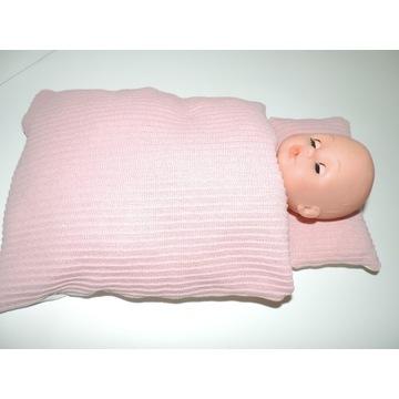 DWUSTRONNA pościel dla lalki BOBO - MUST HAVE