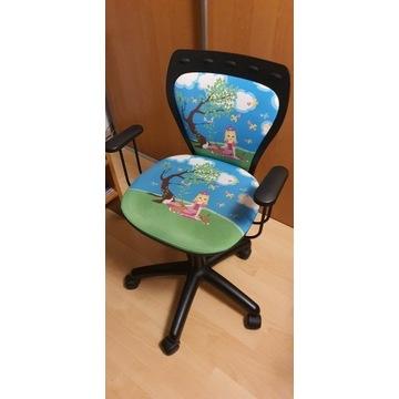Krzesło biurowe  dla dzieci