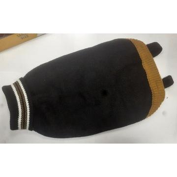 Sweterek z kołnierzykiem dla psa