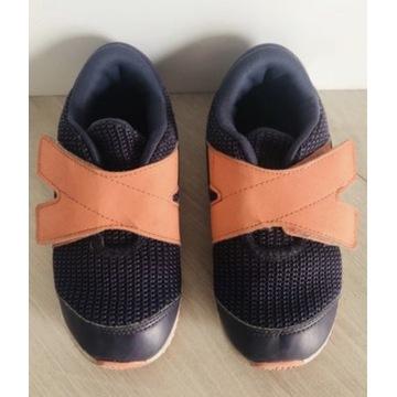 Buty sportowe Adidas dla dziewczynki, rozm. 27