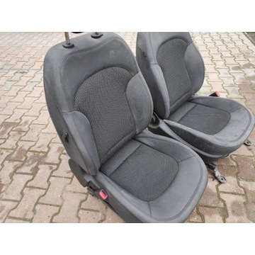 fotel kierowcy pasazera kanapa tylna hyundai ix35
