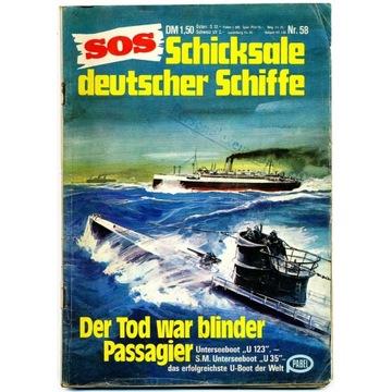 SOS  - Der Tod war blinder Passagier