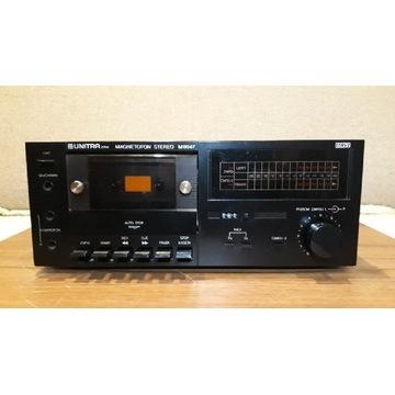 Magnetofon unitra diora ZRK M 8047 kasetowy