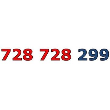 728 728 299 ŁATWY ZŁOTY NUMER STARTER