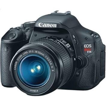 Canon Rebel T3i Canon 600D