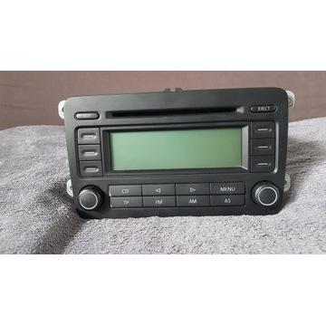 Radio RCD 300 z kodem