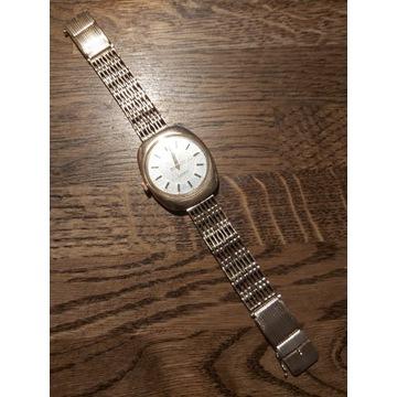 Złoty zegarek RAKIETA 583 14k z bransoletą