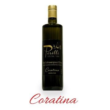 Oliwa z oliwek Extra Vergine bogata w polifenole!