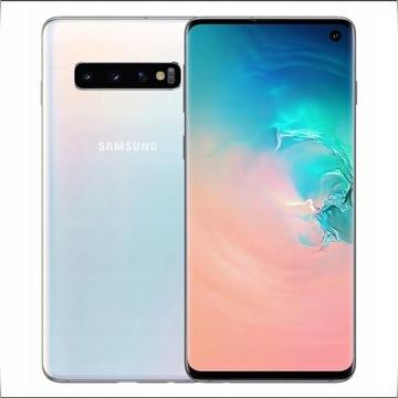Samsung Galaxy S10 Biały