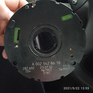 Czujnik kąta skrętu A0025428618