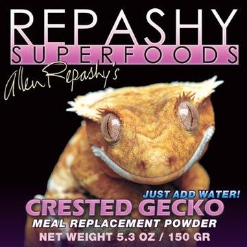 Repashy Crested Gecko - mix smaków - 4x25 gram