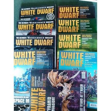 WHITE DWARFY-NOWSZE- cena za szt.! TANIO !!