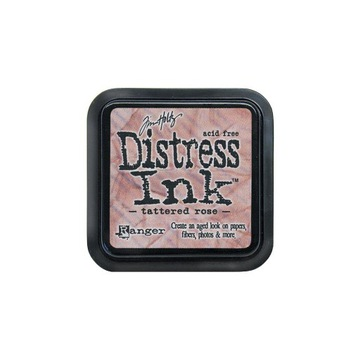 Distress Ink - tusz - Tattered Rose