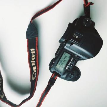 Lustrzanka Canon EOS 10D 6.3Mpx APS-C