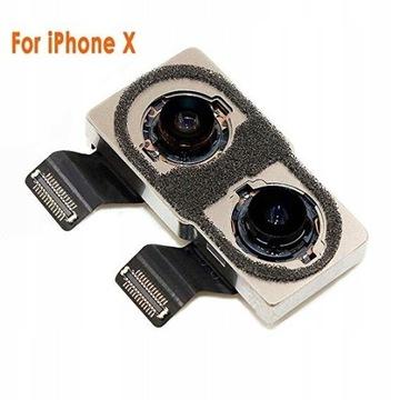 Iphone X Oryginalna Kamera główna Aparat Najtaniej