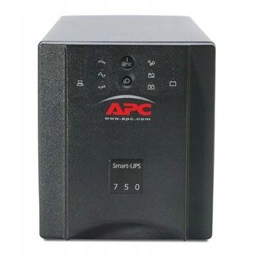 Zasilacz awaryjny - APC Smart-UPS 750
