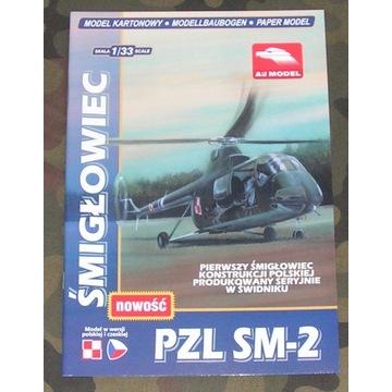 AJ-MODEL - PZL SM-2