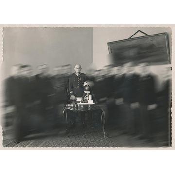 Marszałek Rydz-Śmigły zdjęcie oryginał 1938 r