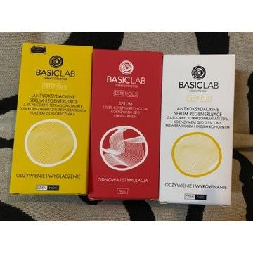 Nowe serum BasicLab z retinolem antyoksydacyjne