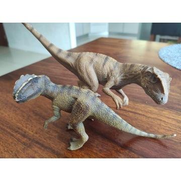 Schlecht figurki dinozaury