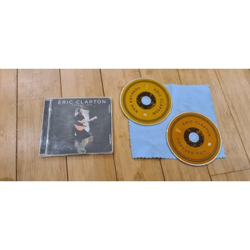 Eric Clapton Forever Man CD Unikat