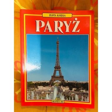 Złota Księga - Paryż