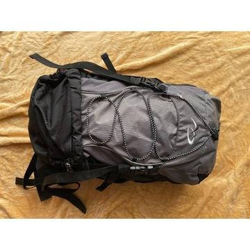 Plecak turystyczny ze śpiworem