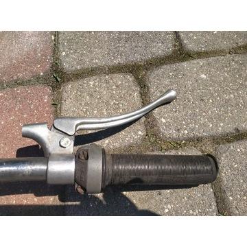Wsk 125 b3 Klamka hamulca dźwignia  manetka PRL