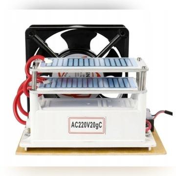Nowy Generator ozonu 20g/h Ozonator powietrza