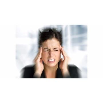 Konsultacja plus zabieg terapii migreny,bólu głowy