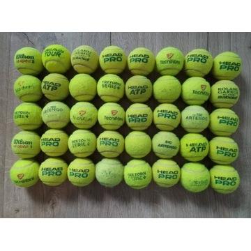Piłki tenisowe 40 szt. Head Wilson Dunlop
